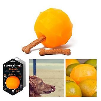 Zee.dog Zeedog Toy hund Super Fruitz Orange