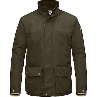 Fjallraven Mens Sormland Padded Jacket Dark Olive (X-Large)