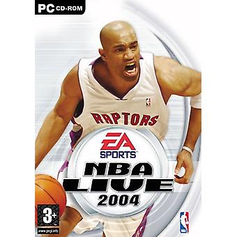 NBA Live 2004 (PC) (used)