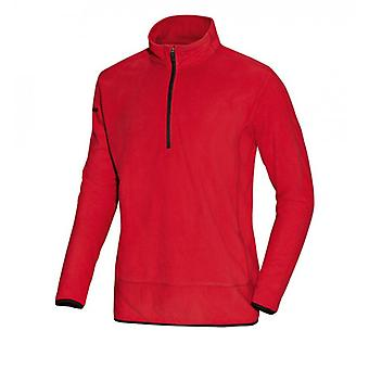 James fleece zip top team
