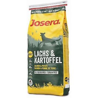 Josera Nature Adulto Salmon & Potato Grain Free (Dogs , Dog Food , Dry Food)