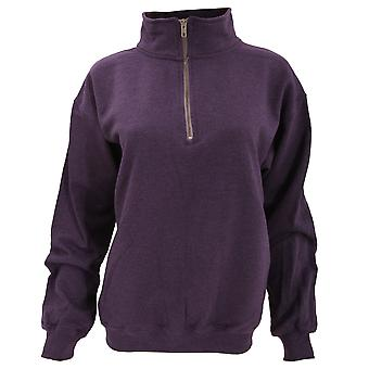 Gildan Adult Vintage 1/4 Zip Sweatshirt Top