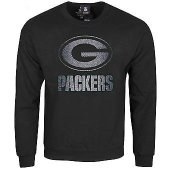 Majestic JOEL pullover-NFL Green Bay Packers black