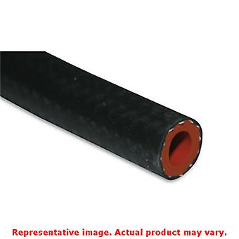 Vibrant Silicone - Reinforced Heater Hose 2045 Gloss Black 3/4