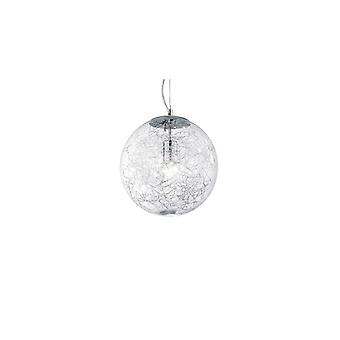 Mapa Max Small Single Light Pendant - Ideal Lux 45115