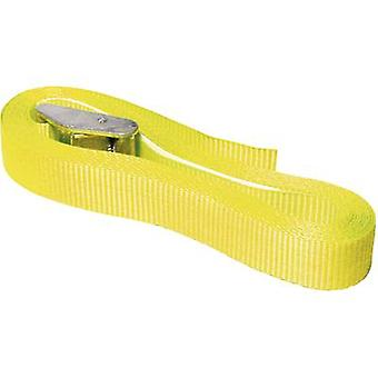 Buckle strap Low lashing capacity (single/direct)=35 daN (L x W) 3 m x 25 mm K