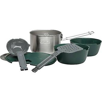 Stanley by Black & Decker Camping cooking wear Prep & Cook Set 10-teilig 1 pc(