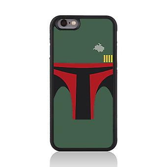 Call Candy Apple iPhone 7 Film Collection SW Boba 2D Printed Case