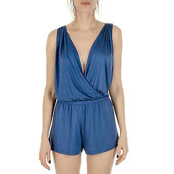 La Perla Mare Womens Twin Set Blue