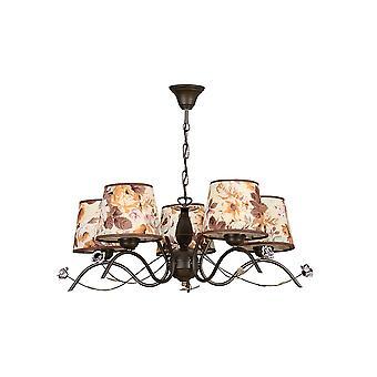 Emibig Lighting Oxana 5 Ceiling Chandelier Light Fixture