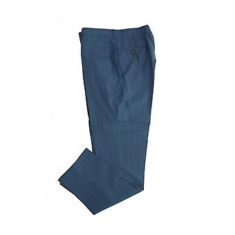 Remus Uomo Prince Of Wales Check Trousers