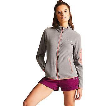 Dare 2b Womens Mountain Polyester Fleece Full Zip Jacket