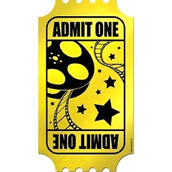 Foil Golden Ticket