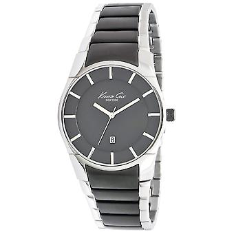 Kenneth Cole New York men's wrist watch analog stainless steel 10011594 / KC9036