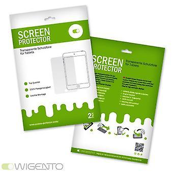2 x screen protector for Apple iPad Mini 4 + polishing cloth