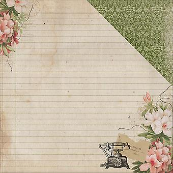 Cherry Tree Lane Double-Sided Cardstock 12