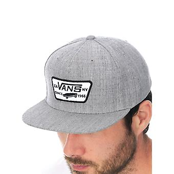 Vans Heather grå hela patchen Snapback keps