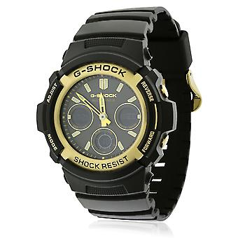 Casio G-Shock atomaire zonne-Mens Watch AWG-M100SBG-1ACR