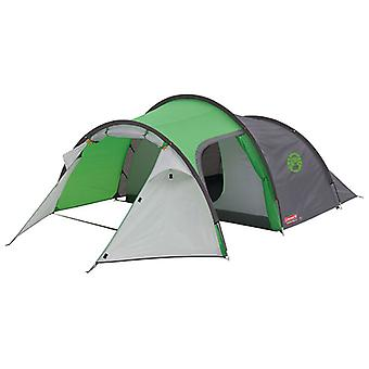 Coleman Cortes 3 Person Tunnel Tent - Green/Grey