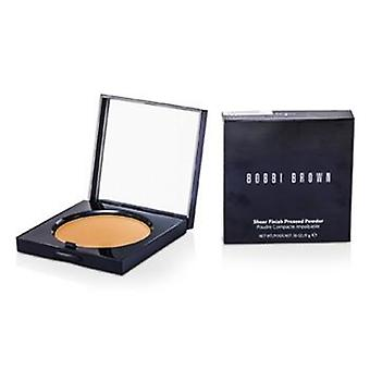 Bobbi Brown Sheer Finish Pressed Powder - # 04 Basic Brown - 11g/0.38oz