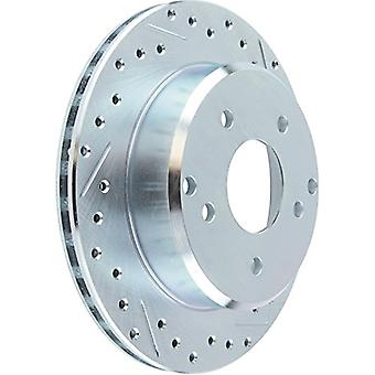 StopTech 227.47012L Select Sport Drilled and Slotted Rotor, Right