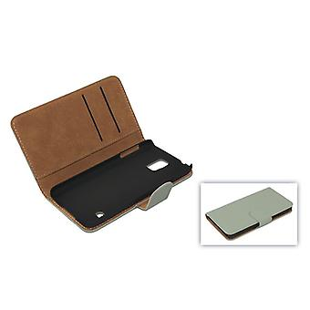 Cover case pouch (flip cross) for mobile phone Apple iPhone 6 grey