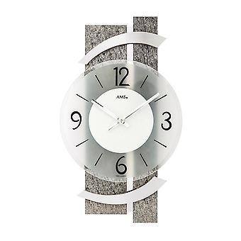 Wall clock AMS - 9548