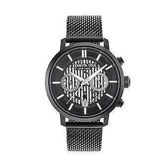 Kenneth Cole New York men's watch wristwatch stainless steel KC50572003