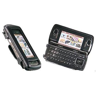 LG enV Touch VX10000 Fitted Case (Leather, Black) (Bulk Packaging)