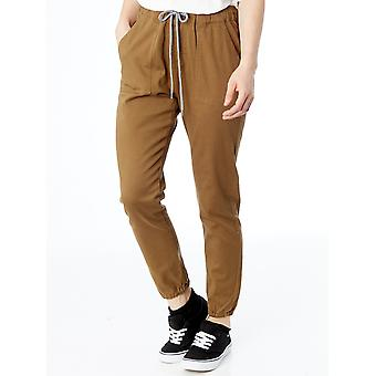 Roxy Military Olive Your Life Style Womens Pant