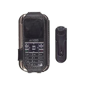 Swivel Clip Leather Case for Kyocera Wild Card, Lingo, M1000