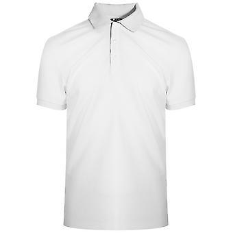 Lagerfeld Lagerfeld White Polo Shirt