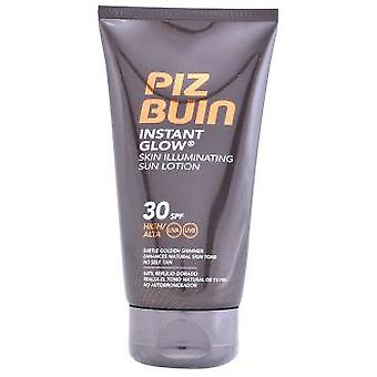 Piz Buin Instant Glow Sun Lotion Spf30 150 ml (Cosmetics , Body  , Sun protection)