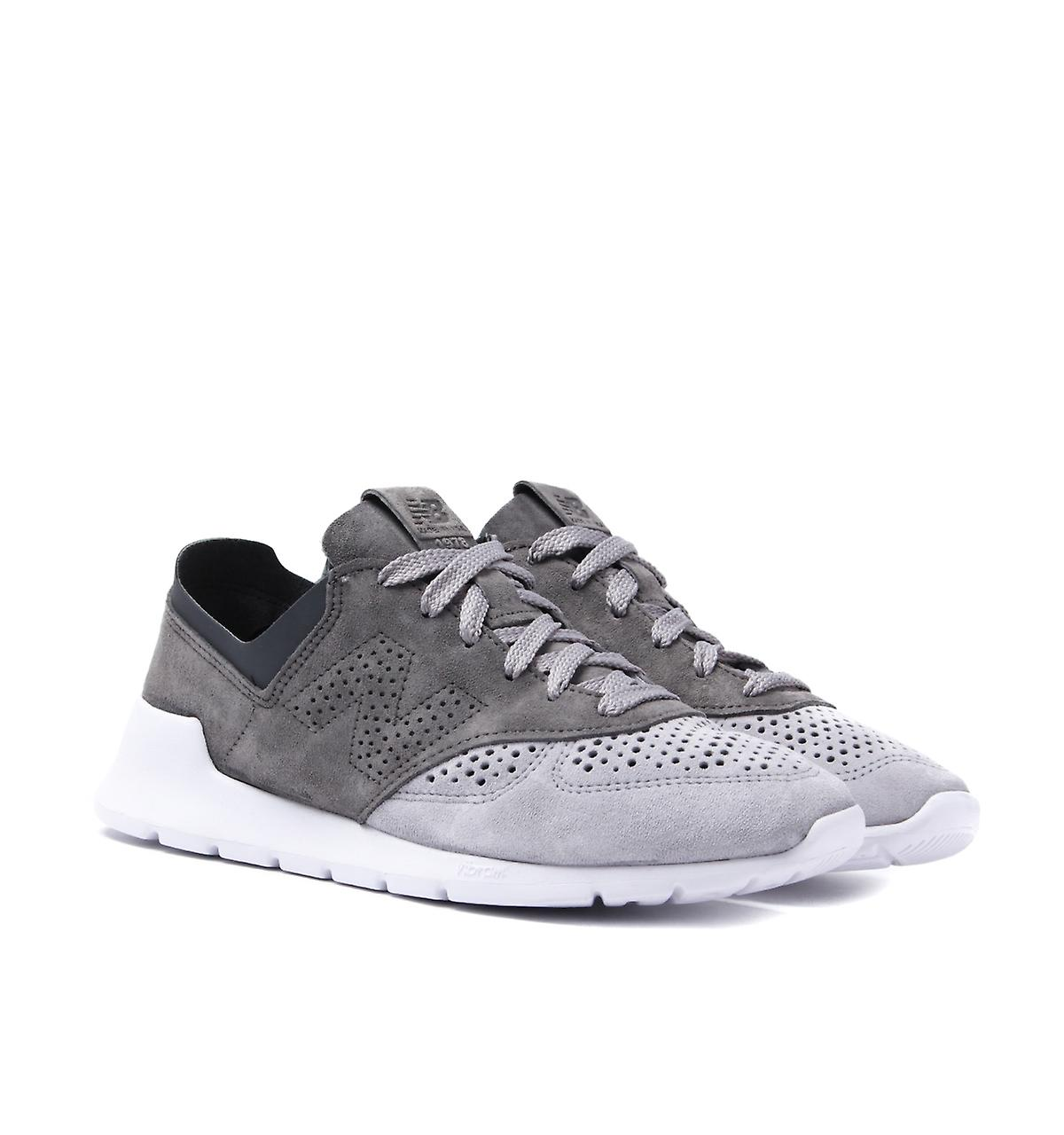 New Balance ML 1978 Grey Suede Vibram Sole Trainers