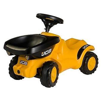 Rolly Toys JCB Dumper 135646 RollyMinitrac Walking Auto