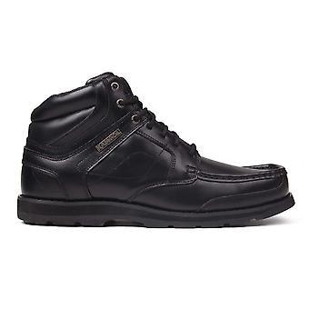Kangol Mens Harrow Boot Lace Up Shoes Casual Footwear