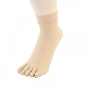 LEGWEAR - Plain Nylon Ankle Socks