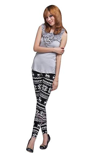 Waooh - Fashion - Winter Legging pattern