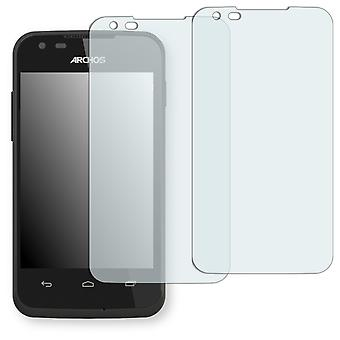 Archos 35 carbon screen protector - Golebo crystal clear protection film