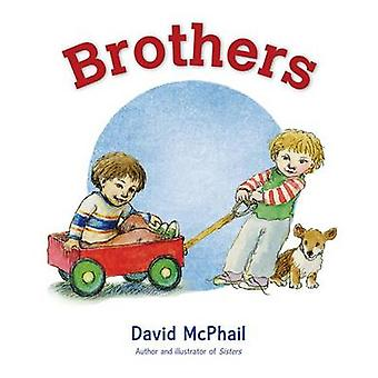 Brothers by David McPhail - 9780544345621 Book