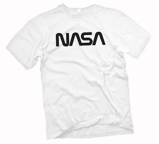 Heren T-shirt - NASA - Logo ruimte