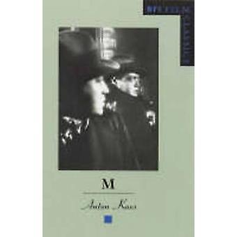 -M - par Anton Kaes - Fritz Lang - 9780851703701 livre