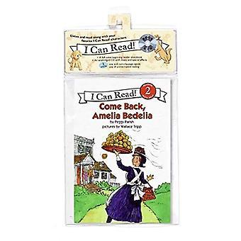 Kom terug, Amelia Bedelia met CD (Audio) (ik kan het lezen van boeken: niveau 2 (Harper Ingenaaid))