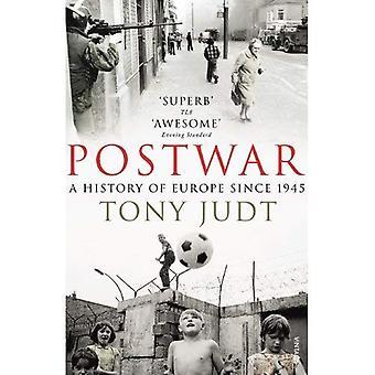 Posguerra: Una historia de Europa desde 1945