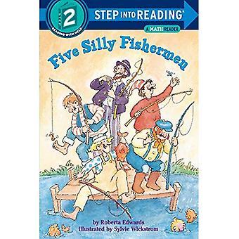 Passaggio in lettura di cinque pesci sciocchi #