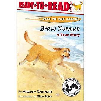 Brave Norman: Une histoire vraie (animaux de compagnie à la rescousse)