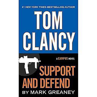 Tom Clancy stöd och försvara (Campus roman)
