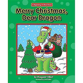 Merry Christmas, Dear Dragon (Beginning-To-Read)