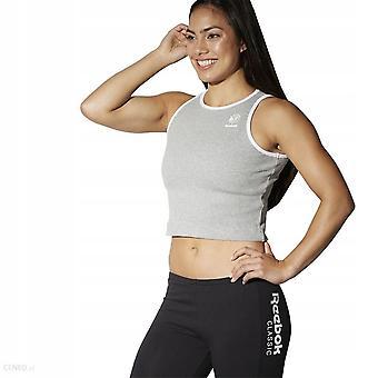 Reebok F Rib Tank Top BK4121 kvinder t-shirt