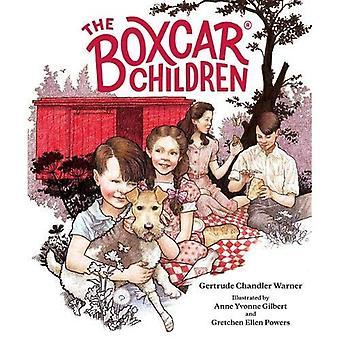 Boxcar barnen illustrerade fullt upplagan
